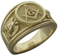 Masonic rings and jewelry in sterling silver, 10k or 14k