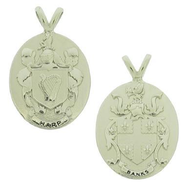 Custom corporate logo jewelry